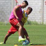 El Globo comenzó la semana de entrenamiento