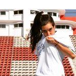 Belén Montouto: Su pasión por Huracán y el fútbol femenino.