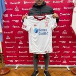 Nuevo refuerzo: Jonás Acevedo